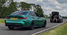 BMW G80 M3 Vs M340d: The Precision Instrument Vs The All-Rounder