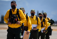 Extra than 250 wildfires continue to burn in British Columbia