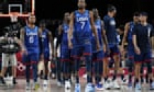 US males's basketball team lose at Olympics for first time since 2004 as France shock