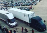 Tesla delays Semi truck to 2022; Cybertruck assist-burnered for Mannequin Y