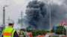 Explosion at chemical park shakes German city, kills 1