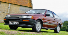 One-Owner Toyota AE86 Auctioned For File £46,250