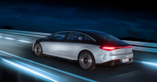 Favor Stout Rear Guidance Attitude In A Mercedes EQS? That's A €489 Per twelve months Subscription