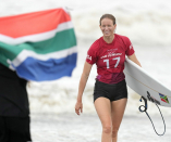 Bianca Buitendag wins Group SA's second medal at Tokyo Olympics