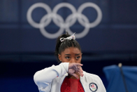 The Radical Braveness of Simone Biles's Exit from the Team USA Olympic Finals