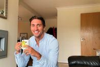 Inner Be pleased Island star Greg O'Shea's cosy Irish home