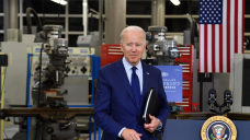 Rob American: Biden to increase the share of U.S.-made parts for government purchases
