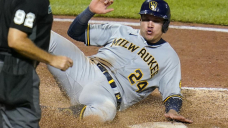 Houser, Cain, Urias lead Brewers to 7-3 win over Pirates