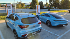 ARENA announces $24M for 403 public EV fast charging stations across Australia