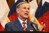 DOJ sues Texas, Gov. Abbott over executive order restricting travel of migrants