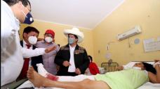 Dozens hurt in powerful Peru earthquake