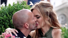 Selling Sundown's Chrishell Stause and Jason Oppenheim Makeout in Italy: Photos