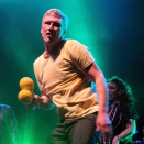 Chuffed Mondays' Bez makes vocal debut on trippy Doorly track