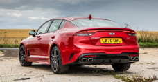 I Want There Were More Original Cars Love The Kia Stinger GT