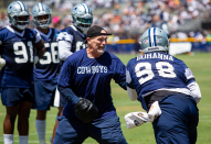 Dan Quinn talks Parsons, Cowboys' front 7 through first phase of training camp