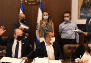 Israel back to normal with budget passing