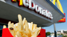 McDonald's requires masks again for customers and employees in areas with high COVID transmission