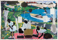 The Legend Vogue of Kerry James Marshall