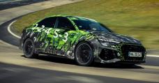 Audi RS3 Sets Unusual Nurburgring Lap Epic