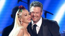 LOL! Gwen Stefani Wear Vans With Blake Shelton's Face on Them