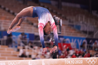 Simone Biles' 'Choice and Sheer Strength of Personality' Are Her 'Finest' Sources
