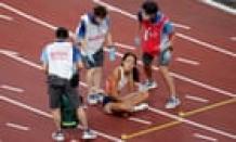 Tokyo Olympics: Johnson-Thompson injured, De Grasse wins 200m, more GB golds – live!