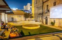Jerusalem city center to host free film viewings every night in August