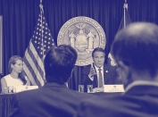 How Andrew Cuomo Holds on to Energy