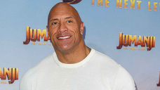 Dwayne Johnson Exhibits Off Bulging Biceps After Revealing Why He Doesn't Enjoy 'Most attention-grabbing Abs'