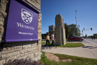 Western U launches survey, faculty union wants COVID-19 vaccine mandate