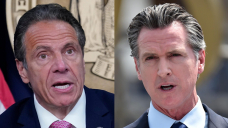 California's Gavin Newsom, facing September recall election, supports Dems' calls for Andrew Cuomo's resignation