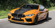 G-Strength's BMW M8 Brings All Of The Strength And Absolutely No Subtlety