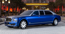 No-one Sold These Bentley Mulsanne Huge Limousines So Now's Your Likelihood