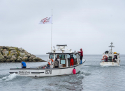 RCMP investigating after Mi'kmaq lobster fishing boats cut loose from wharf in N.S.