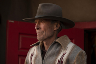 Clint Eastwood dons a cowboy hat in the first trailer for 'Cry Macho'