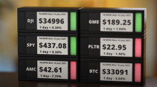TickrMeter is an awesome desktop Stock Ticker to monitor your stonks