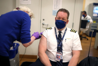 United Airlines will require all U.S. employees to get Covid vaccines, a first for domestic carriers