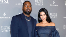 Kim Supports Kanye at 2nd 'Donda' Listening Occasion After Split: Pics
