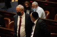 Gantz: Israel is ready to strike Iran