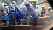 At least 10 people injured in stabbings on Tokyo train