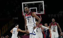 Kevin Durant leads U.S. to gold in males's basketball at Tokyo Olympics