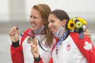 Canada wins 2nd medal in Olympic debut of ladies's canoe sprint in Tokyo
