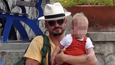 Orlando Blooms Cradles Daughter Daisy Dove, 11 Months, As He & Katy Perry Board Luxury Yacht