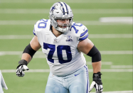 Cowboys' Zack Martin set to return to perch of NFL's best players