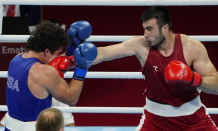 Olympics: Richard Torrez Jr. loses to Uzbek, leaving U.S. without gold