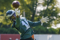 5 standouts from Philadelphia Eagles open practice at Lincoln Financial Discipline