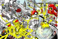 Pixels, Palm readers and Pokémon problems