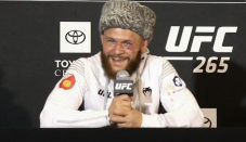 Rafael Fiziev talks his 15 minutes of love with Bobby Green at UFC 265 – 'without condom'