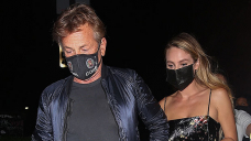 Sean Penn Steps Out With Top Daughter Dylan, 30, For Special Screening Of Their Movie 'Flag Day'