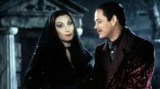 Catherine Zeta-Jones and Luis Guzman Are Morticia and Gomez Addams In Tim Burton's Netflix Sequence